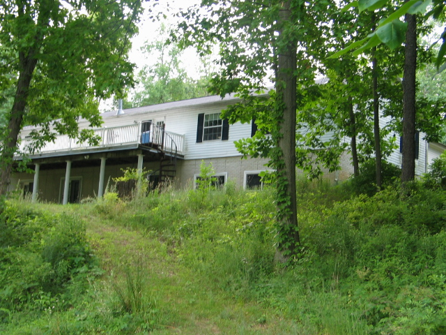 Home And Acreage On Waterfront Somerset Townshp